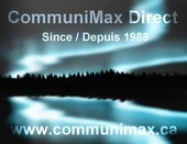 CommuniMax Direct Marketing Ltd Logo