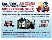 Mr  Cool Ice Cream Ltd