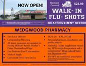 WEDGWOOD PHARMACY