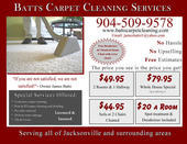 Batts Carpet Cleaning Services LLC