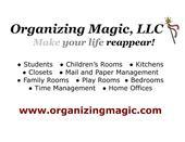 Organizing Magic, LLC