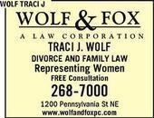 Wolf & Fox P.C.