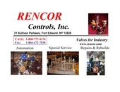 Rencor Controls Inc