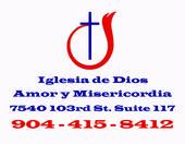 Iglesia De Dios Amor Y Misericordia Inc