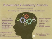 Resolutions Counseling & Treatment Services