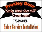 Presley Door Co.