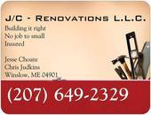 J/C Renovations, LLC