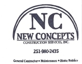 New Concepts Construction Service