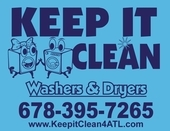 Keep It Clean Washers & Dryers