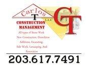 Carlos Tconstruction M.G.M.T