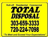 Roll Off Dumpster Total Disposal