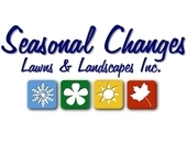 Seasonal Changes Lawns & Landscapes Inc.