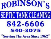 Robinson's Septic Tank Cleaning