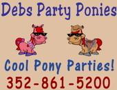 Deb's Party Ponies