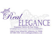 Real Elegance LLC Exquisite Fabrics & Fine Trims