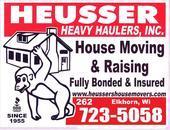 Heusser Heavy Haulers Inc