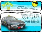 Sunshine Taxi & Delivery Service