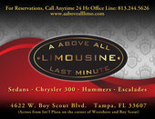 A Above All Limousine