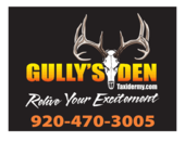 Gully's Den Taxidermy Studio