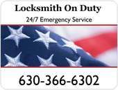 Locksmith On Duty 24-7