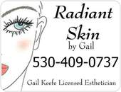 Radiant Skin By Gail Keefe
