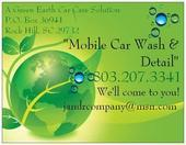 A Green Earth Car Care Solution