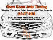 Show Room Auto Tinting
