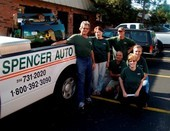 Spencer Auto Glass