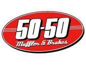 50-50 Muffler & Brakes