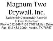 Magnum 2 Drywall