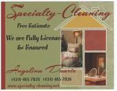 Specialty-Cleaning