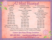 AZ Maid Beautiful