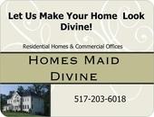 Homes Maid Divine