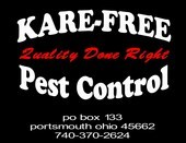 kare-free pest control
