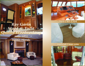 Ray Gavin Wood & Yacht