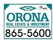 Orona Real Estate & Investment Inc.