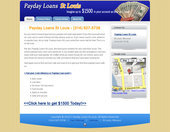 Payday Loans St Louis