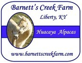 Barnett's Creek Farm LLC