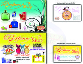 Perfume Shop @ Mercado de Los Cielos
