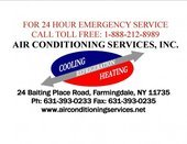 Air Conditioning Services Inc.