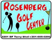 Rosenberg Golf Center