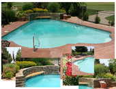 Contemporary Pools Construction