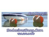 Bodacious Buoys/An Anchor Marker