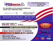 ProvisionRX Free Pharmacy Discount Cards- Beverly Scott
