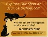 D Curiosity Shop