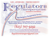 Regulators Transportation