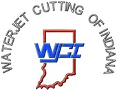 Waterjet Cutting of Indiana