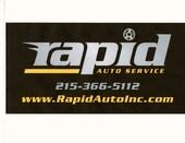 Rapid Auto Service