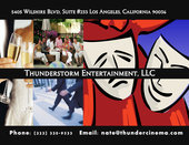 Thunderstorm Entertainment, LLC
