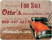 Otto's Auto Locate Service, LLC